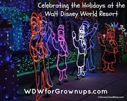 the top 5 ways to celebrate the holidays at the walt disney world