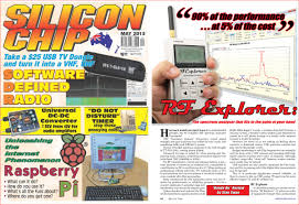 chip magazine rf explorer review in silicon chip magazine
