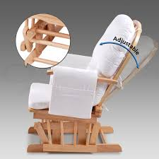 Rocking Chair For Breastfeeding Gliding Rocking Chair With Ottoman Inspirations Home U0026 Interior