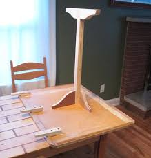 Dining Table With Extension Dining Table Extension