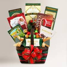 christmas gift baskets ideas and unique holiday gift baskets