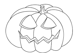 free worksheets picture of pumpkin to color free math