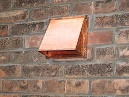 Bathroom Exhaust Fan Brick Wall