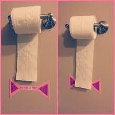 novelty toilet paper holder for later toddler years the