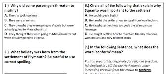 reading comprehension grade fourth grade reading comprehension