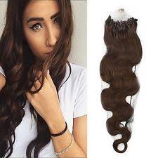 micro ring hair extensions aol micro loop hair extensions wavy ebay