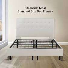 How To Make A Platform Bed Frame With Legs by Premier 14