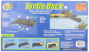 Turtle Back Zoo Light Show by Amazon Com Zoo Med Turtle Dock For 10 Gallon Tanks Small