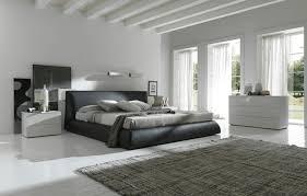 chambre designe déco noir et blanc chambre à coucher 25 exemples élégants bedrooms