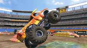monster truck video game video game news activision u0027s monster jam path of destruction