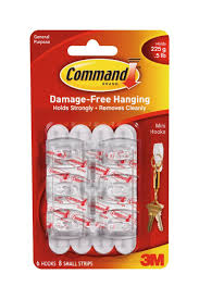 command hooks strips 1 set rite aid
