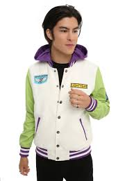 disney toy story buzz lightyear costume zip hoodie topic