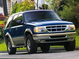ford explore 1998 1998 ford explorer overview cars com