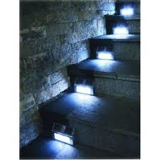 Stair Lighting by Modern Solar Stair Lights Solar Stair Light Fixtures U2013 Lighting