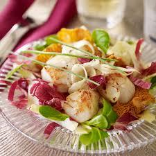 recettes de cuisine fr salade terre et mer recette les salades salades et les recettes