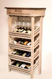 corner wine racks wood tall wine rack cabinet wall mounted wooden