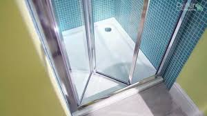 Shower Bifold Door Shower Folding Showers For Sale Plastic Accordion Style Bathtub