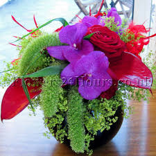 Same Day Flowers Fetching Newport Beach Flower Delivery All Delicate Tones Then