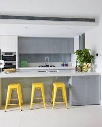grey white yellow kitchen 142 best kitchen nook ideas images on pinterest counter stools