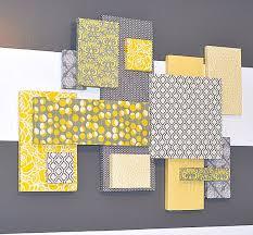 deco chambre gris et jaune chambres d enfants en jaune et gris