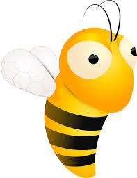 bee clipart free graphics images passionative co