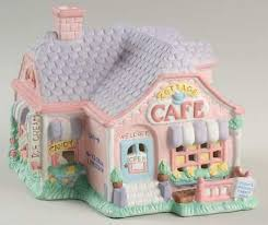 Easter Bunny Village Decorations by 92 Best Easter Villages Images On Pinterest Bunny Easter Bunny