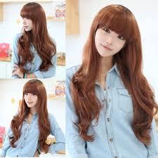 korean curly hairstyles for long hair korean long wavy hair style