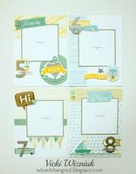 6x8 Page Protectors 2242 Best Ctmh Scrapbooking Images On Pinterest Card Ideas