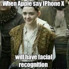 Arya Meme - arya will be a problem for apple s album on imgur