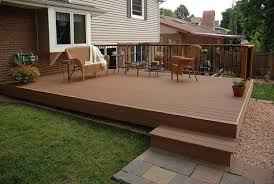 How To Build A Wood Awning Over A Deck Building A Simple Patio Deck Buy Patio