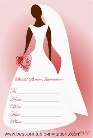 printable bridal shower invitations free printable bridal shower invitations pink bridal shower