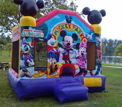 mickey mouse clubhouse bounce house mickey mouse bounce house rentals jumpers