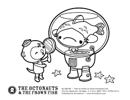 octonauts coloring page octonauts coloring pages dashi coloring