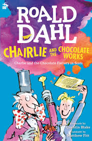 chairlie and the chocolate works charlie and the chocolate