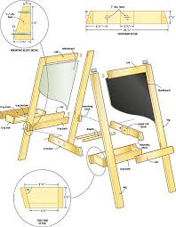 Diy Making Wood Toys Wooden Pdf Easy Project Ideas For Kids by Build A Perfect Easel For Children Juguetes De Madera