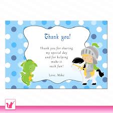kids thank you cards kids birthday party thank you cards alanarasbach