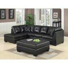 brown leather sectional with chaise 19036702 overstock com