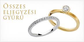 eljegyzesi gyuru eljegyzési gyűrű gold