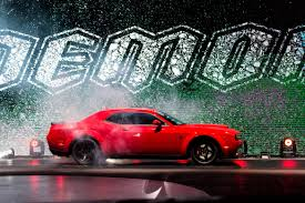 2018 dodge challenger srt demon review photo gallery news