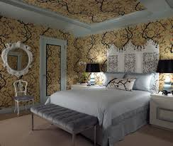 bedroom with brown wallpaper decorating room ideas general photo gallery 100 gorgeous bedrooms