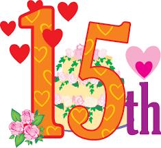 15th anniversary cliparts free clip free clip
