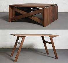 best 25 folding coffee table ideas on pinterest adjustable