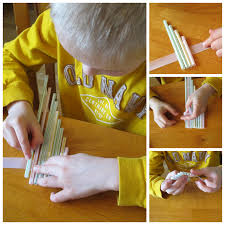 easy crafts for kids with straws life love and thyme