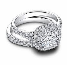 Wedding Ring Sets by Halo Bridal Wedding Ring Sets