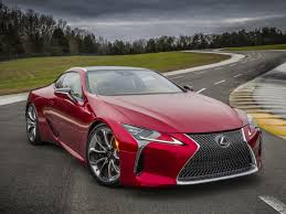 lexus sports car japan higher than anticipated orders for the lexus lc500 in japan