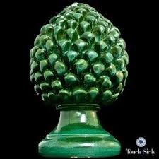 touch of sicily italian handmade ceramic ornamental