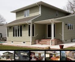front to back split level house plans adding existing front back split level house still home plans