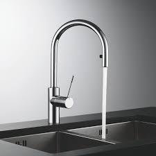 rubinetti kwc stella shop miscelatore kwc ono canna curva doccino nascosto