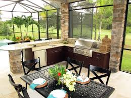 modern outdoor kitchen cabinets polymer for best outdoor