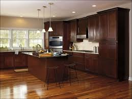Dark Cabinets With Light Floors Kitchen Oak Kitchen Cabinets Dark Kitchen Cabinets With Light